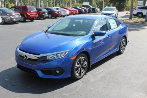 New 2016 Honda Civic EX-L