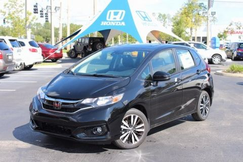 New 2018 Honda Fit EX-L With Navigation