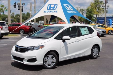 New 2018 Honda Fit LX