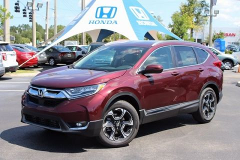 New 2017 Honda CR-V Touring With Navigation