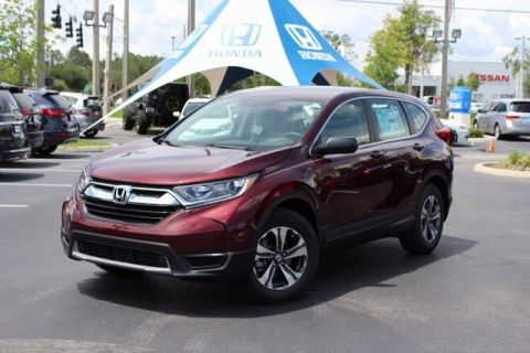 New 2017 Honda CR-V LX