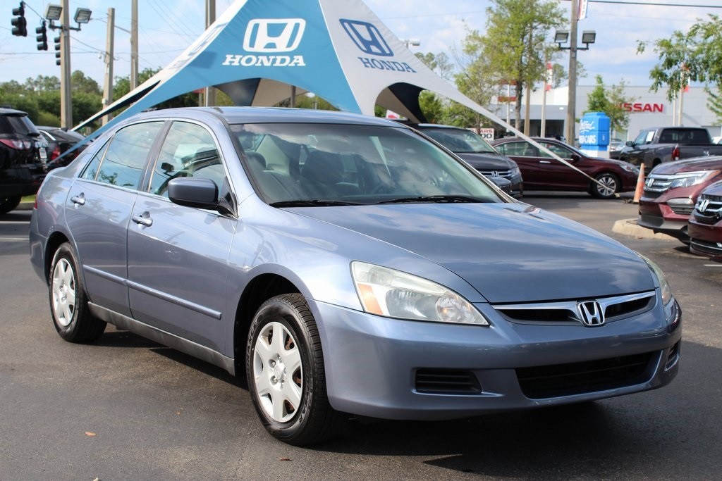 Pre Owned 2007 Honda Accord Lx 4d Sedan In Gainesville A016612a