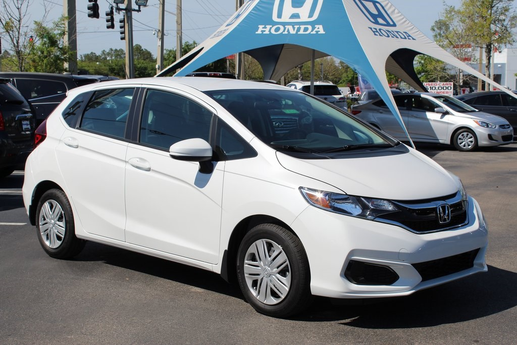 Honda Of Gainesville >> New 2019 Honda Fit Lx 4d Hatchback In Gainesville M717335 Honda